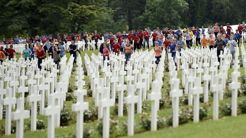 L'immonde mise en scène des profanateurs de Verdun