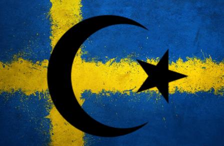 Les musulmans menacent de massacrer les chrétiens dans les centres d'asiles suédois