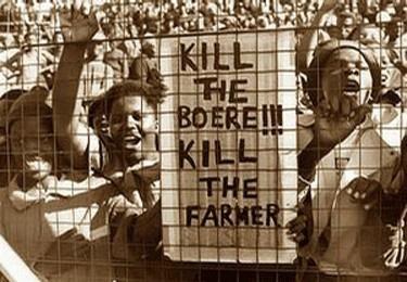 Le Génocide des Blancs en Afrique du Sud par David Duke