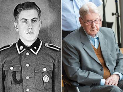 Allemagne : 5 ans de prison pour l'ancien gardien de camp de 94 ans
