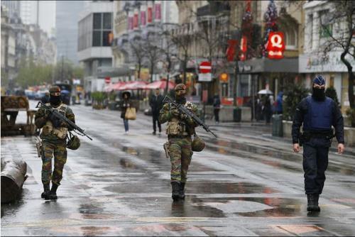 Belgique : démantèlement d'une cellule d'extrémistes radicalisés