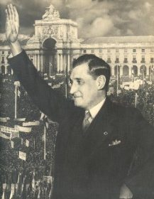 25 juin 1932 : Arrivée au pouvoir de António de Oliveira Salazar au Portugal