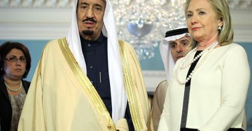 États-Unis : Démocrates et Républicains, tous financés par l'Arabie saoudite