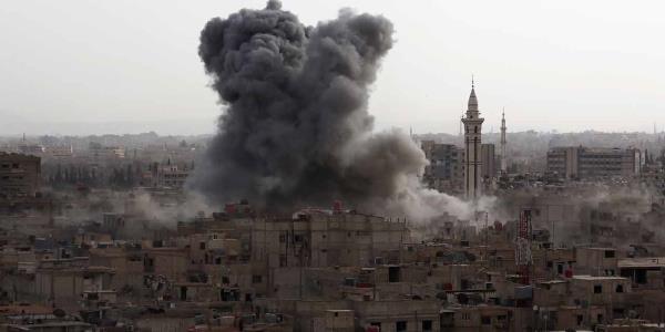 Chronique de Syrie
