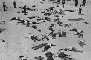 18 juillet 1936 : massacre des assiégés du « Cuartel de la Montana » à Madrid
