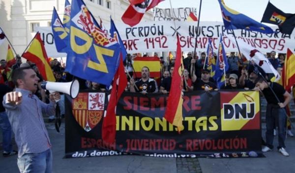 Espagne : 5 ans de prison requis contre le vice-président de Democracia Nacional