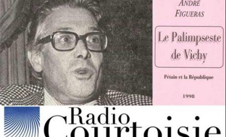Le palimpseste de Vichy – André Figueras