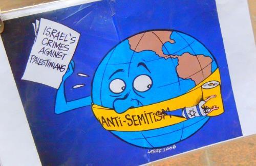 OSCE : toute critique d'Israël est de l'antisémitisme pour le préfet Clavreul