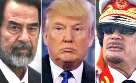 États-Unis : Donald Trump salue l'action anti-terroriste de Saddam Hussein