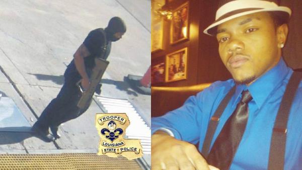 États-Unis : 3 policiers assassinés par un suprémaciste noir à Baton Rouge