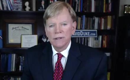 David Duke – L'Élite Criminelle Élue (vidéo)