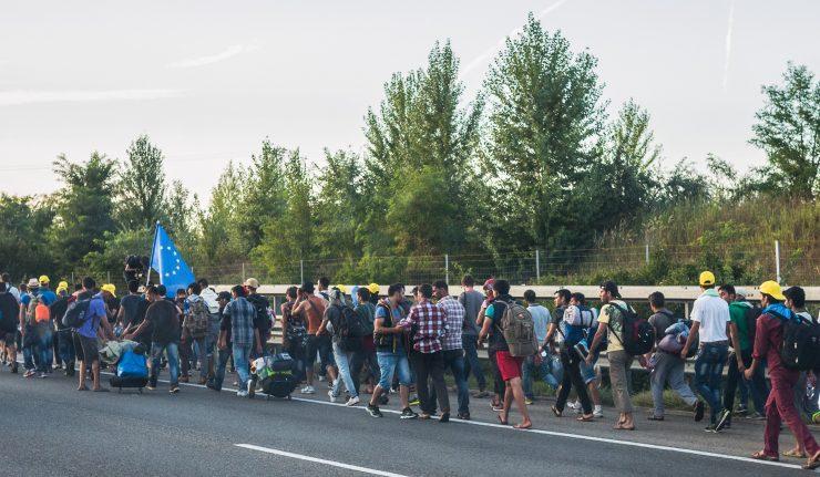 La redistribution des envahisseurs commence en Croatie, Lituanie et Lettonie