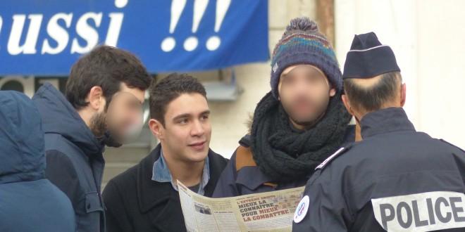 Schizophrénie antifasciste : haine des flics mais indic de police !