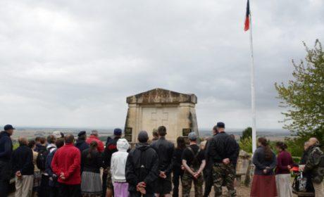 Les Éparges, un saillant du sacrifice de 14-18 – Discours de Georges Dumont à la randonnée de Lorraine Nationaliste