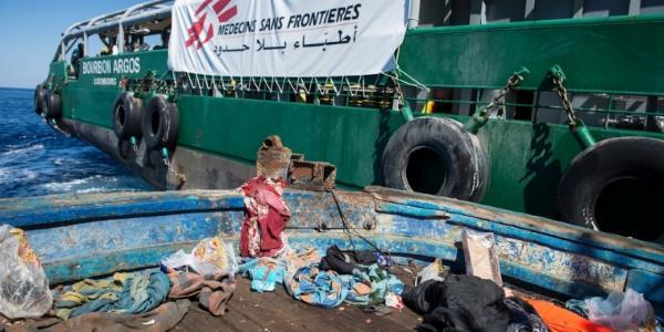Un navire de Médecins Sans Frontières attaqué au large de la Libye
