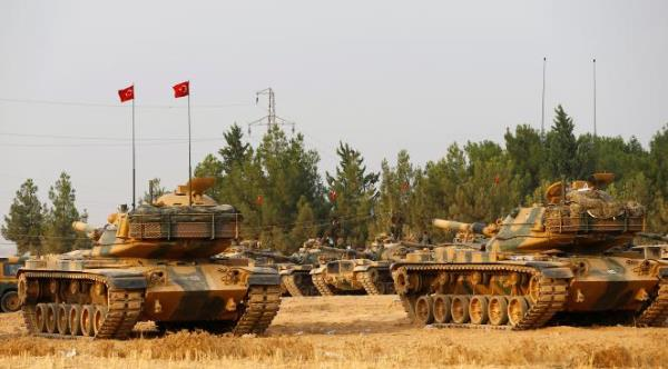 Turquie : opération « Bouclier de l'Euphrate », quand Erdogan pratique l'amalgame