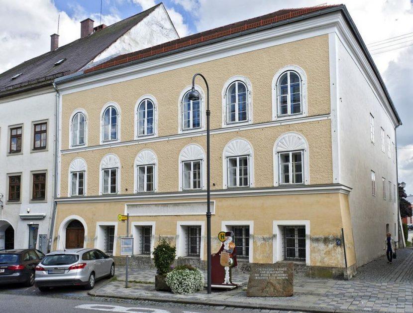 Norbert Hofer favorable à la démolition de la maison natale d'Adolf Hitler pour améliorer les relations avec la communauté juive