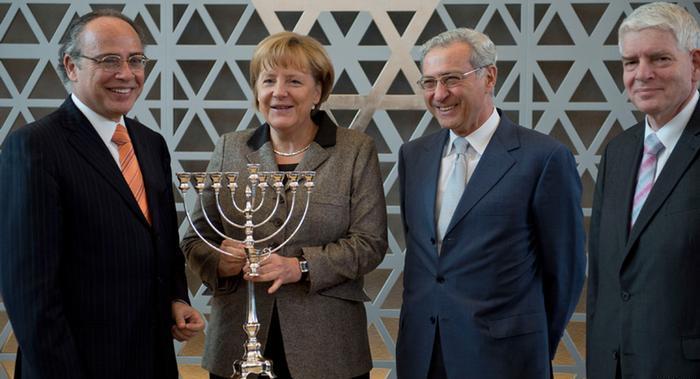 Allemagne : le représentant local du judaïsme politique effrayé de la montée de l'AfD