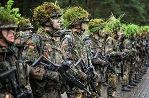 Allemagne : la Bundeswehr traque les nationalistes en son sein