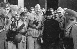 12 septembre 1943 : délivrance du Duce par Otto Skorzeny (vidéo)