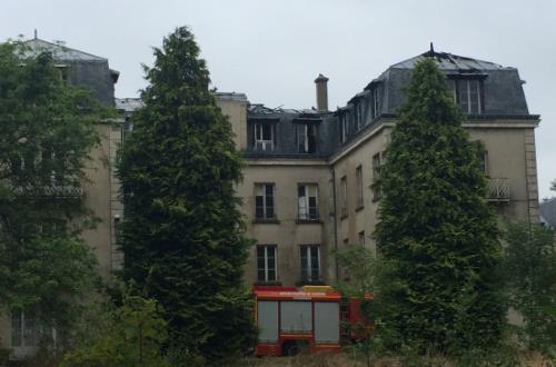 Essonne : le futur centre d'accueil pour envahisseurs incendié