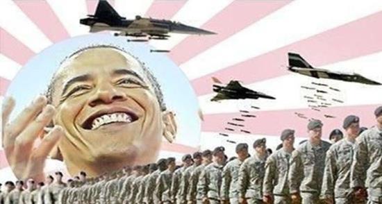 Syrie : frappes américaines contre l'armée syrienne au bénéfice de l'État Islamique
