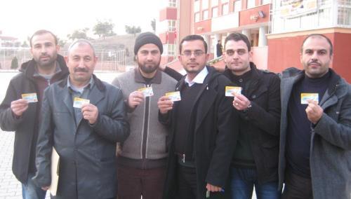 Turquie : l'Union européenne finance 348 millions d'euro en cartes de paiement pour envahisseurs