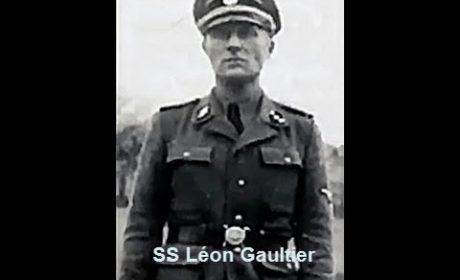 Léon Gaultier, ancien SS, co-fondateur du Front National (vidéo)
