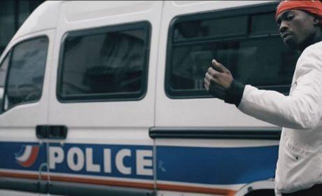Un rappeur Noir veut baiser la France et appelle au meurtre de policiers
