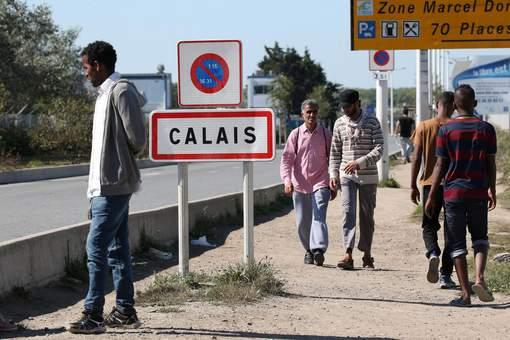 Un couple belge agressé par des envahisseurs à Calais