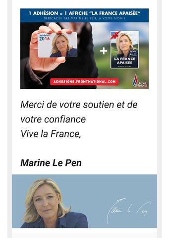 Chronique de la lente décomposition du Front National de Marine Le Pen