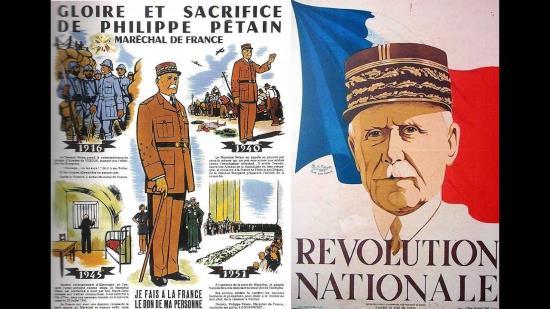 Histoire de la véritable Constitution voulue par Pétain – Lettre de Xavier Vallat (vidéo)