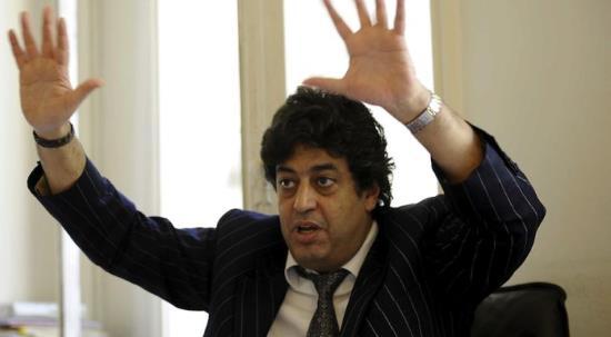 « Lobbies sionistes » : Meyer Habib reçoit la prosternation de Jean-Frédéric Poisson