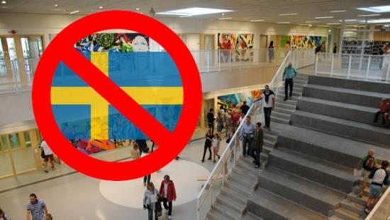 Suède : le drapeau national interdit dans une école par antiracisme préventif
