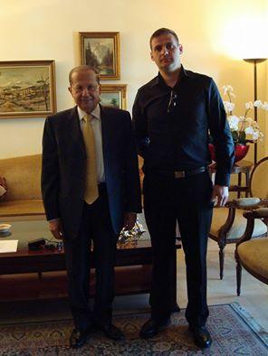 Félicitations au général Michel Aoun, élu président de la République libanaise