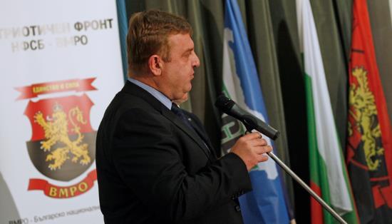 Bulgarie : le candidat de droite nationale en 3eme position au 1er tour de la présidentielle