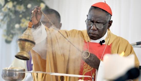 Le Cardinal africain Sarah met en garde les Européens : « Vous êtes envahis par des peuples qui vont vous dominer »