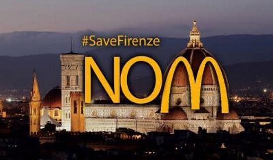 Italie : McDonald poursuit en justice la ville de Florence