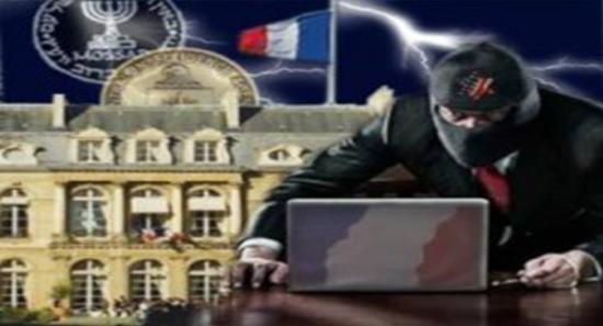 Le Mossad espionne la France avec la complicité-trahison de policiers français
