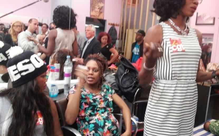 Paris : Traite humaine et menace de décapitation dans un salon de coiffure Afro