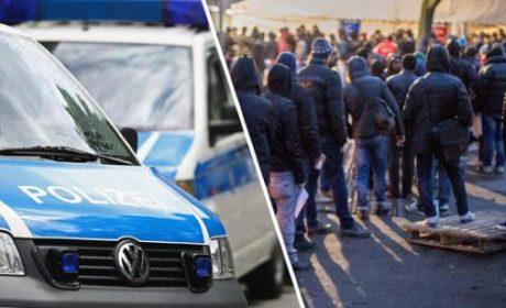 Allemagne : émeutes dans un centre d'accueil pour envahisseurs
