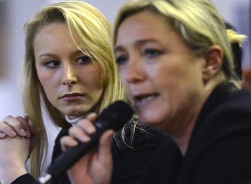 Chronique de la décomposition du Front National : Marion Maréchal-Le Pen isolée !