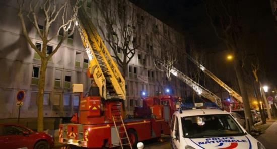 Un règlement de comptes entre envahisseurs à l'origine de l'incendie du centre d'accueil de Boulogne