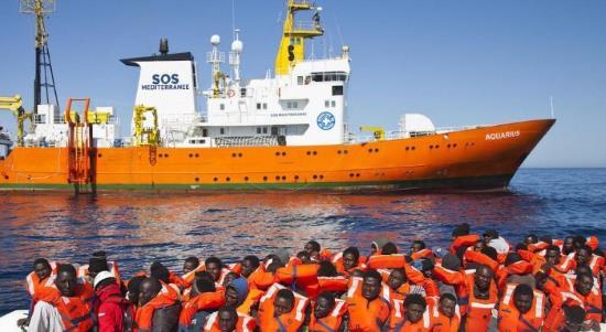 Invasion migratoire : les ONG complices des passeurs !