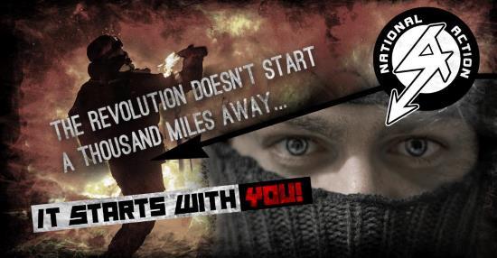 Royaume-Uni : dissolution du « National Action » au nom des lois antiterroristes