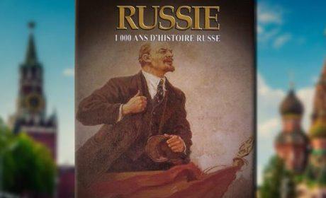 Russie, 1000 ans d'histoire, l'empire slave (vidéo)