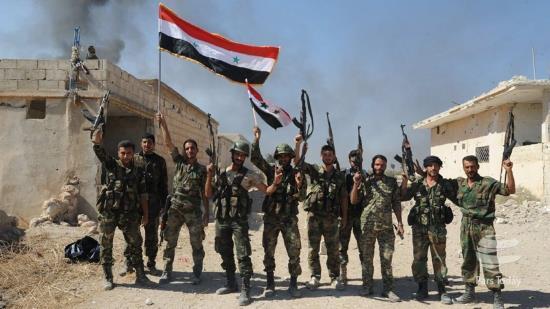Syrie : les jihadistes laminés, la ville d'Alep libérée !