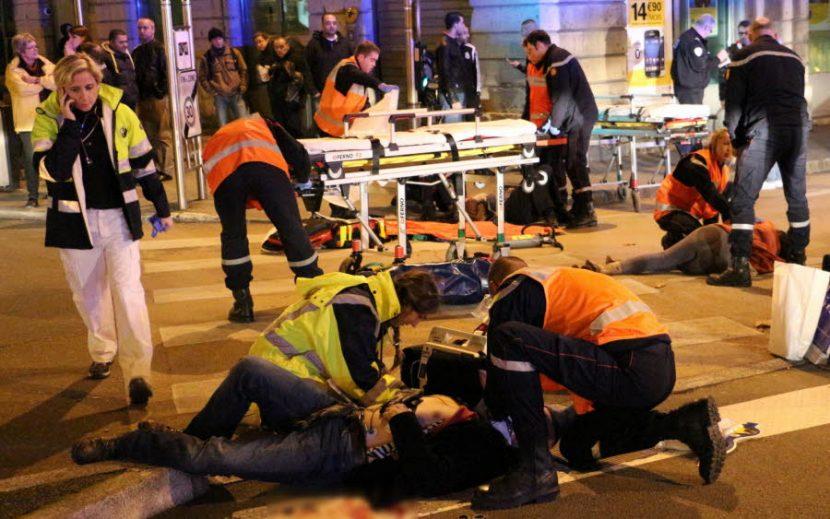 Dijon : il fonce sur la foule au cri d'Allah Akbar, il est déclaré irresponsable