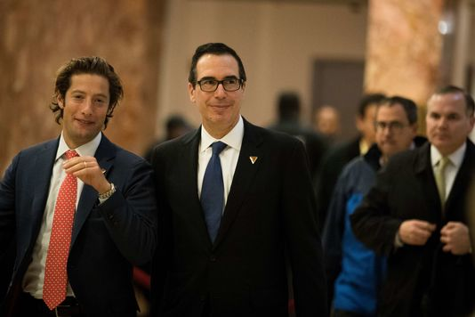 États-Unis : un israélite « loup de Wall Street » entre à la Maison Blanche