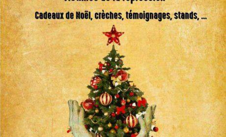 Noël du CLAN le samedi 17 décembre à Lyon et le 18 décembre à Paris !